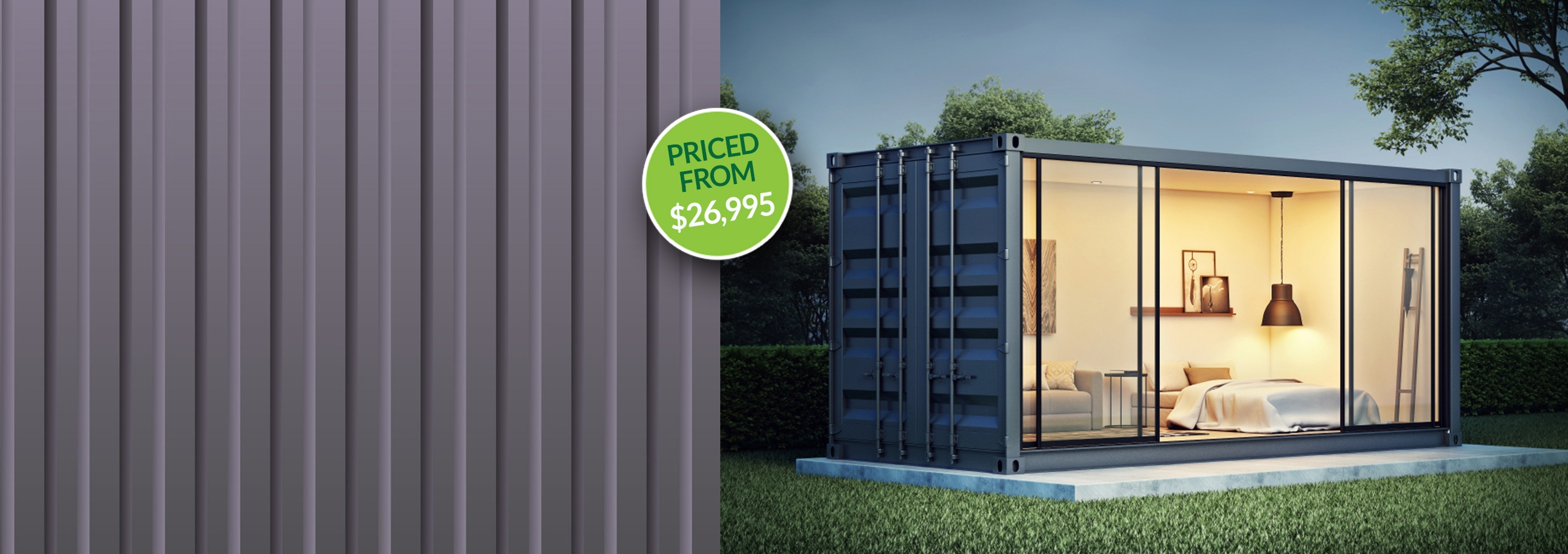 Ready Homes Container Living Designed Built Delivered